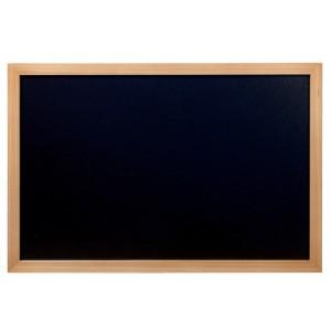 Securit©Woody, Schreibtafel, Gastrotafel, 40x60cm, Teak