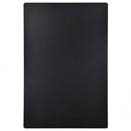 Kreidetafel Super Robust, 90x60cm, schwarz, ohne Rahmen, wetterfeste Gastrotafel