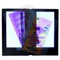 Tintendrucker-Spezialfolien für LED Menükarten von Securit