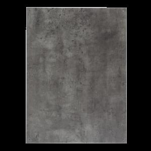 Schreibtafel, Gastrotafel aus Kork, grau, 78x58