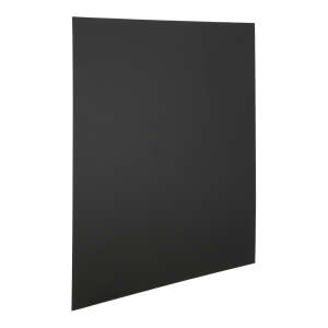 XXL-Wand-Kreidetafel ohne Rahmen, beliebige Grössen, schwarz